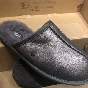 New in Box!💞UGG Pearle Sparkle Slipper - Sz 10